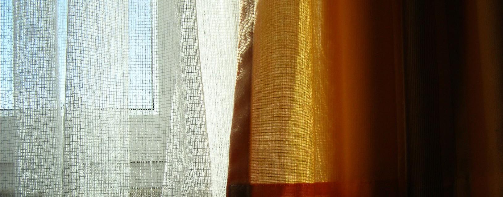 Gardinen reinigen und pflegen - Langlebigkeit und Frische