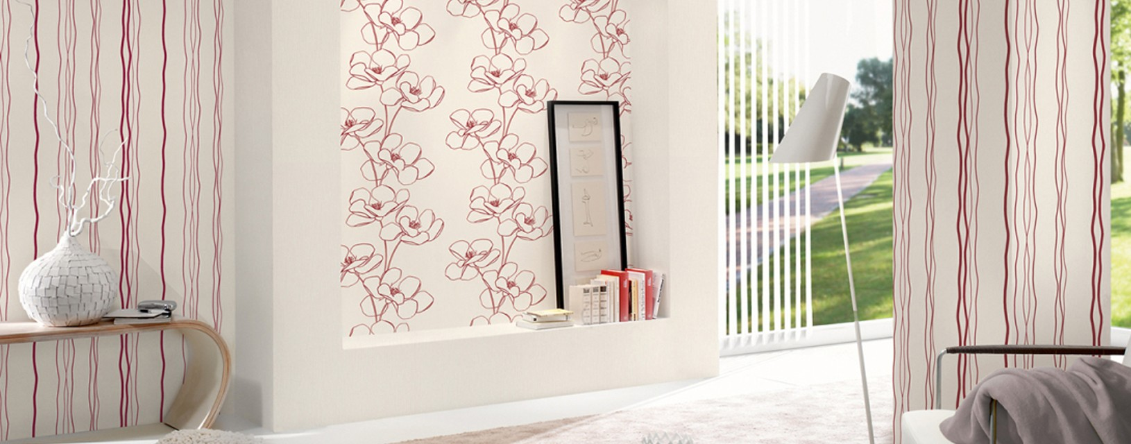 dies sind die neuesten trends der fensterdekoration. Black Bedroom Furniture Sets. Home Design Ideas