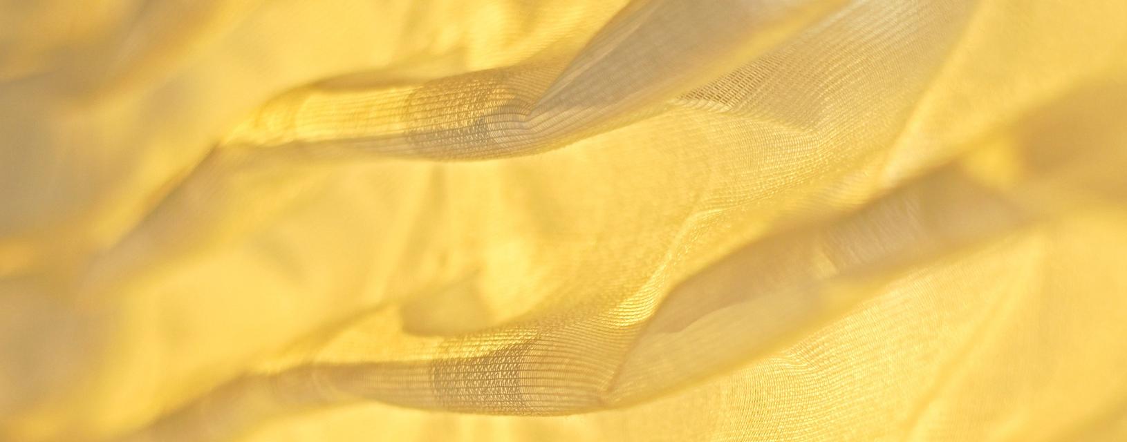 Die dominierenden Farben des Sommers: Gelb, Blau, Grün