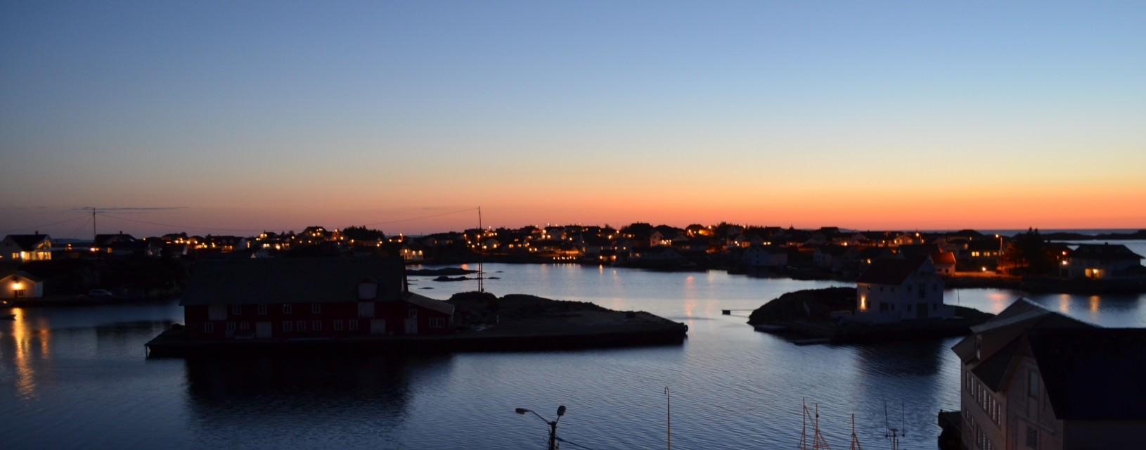 Wenn die dunklen Tage kommen - Leben in Skandinavien ohne Licht