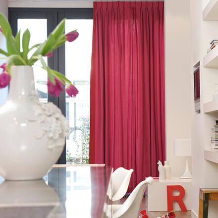rosa gardinen finest wei und rosa gardine mit sofia with rosa gardinen vanskaplig gardinen. Black Bedroom Furniture Sets. Home Design Ideas