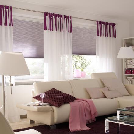 schlaufenschal schlaufengardinen nach ma online bestellen. Black Bedroom Furniture Sets. Home Design Ideas