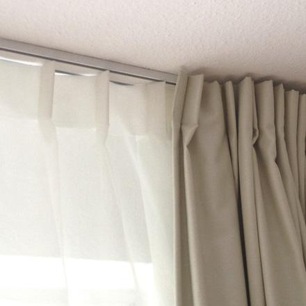 gardinenschienen vorhangschienen verschiedene designs. Black Bedroom Furniture Sets. Home Design Ideas