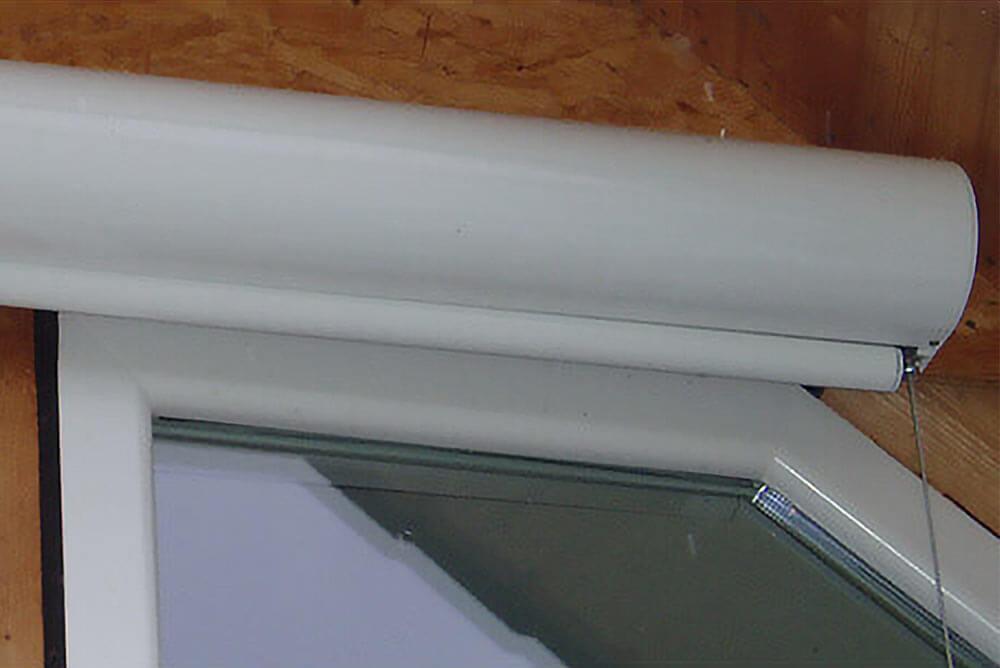 Senkrechtmarkise Arco SD Detailansicht