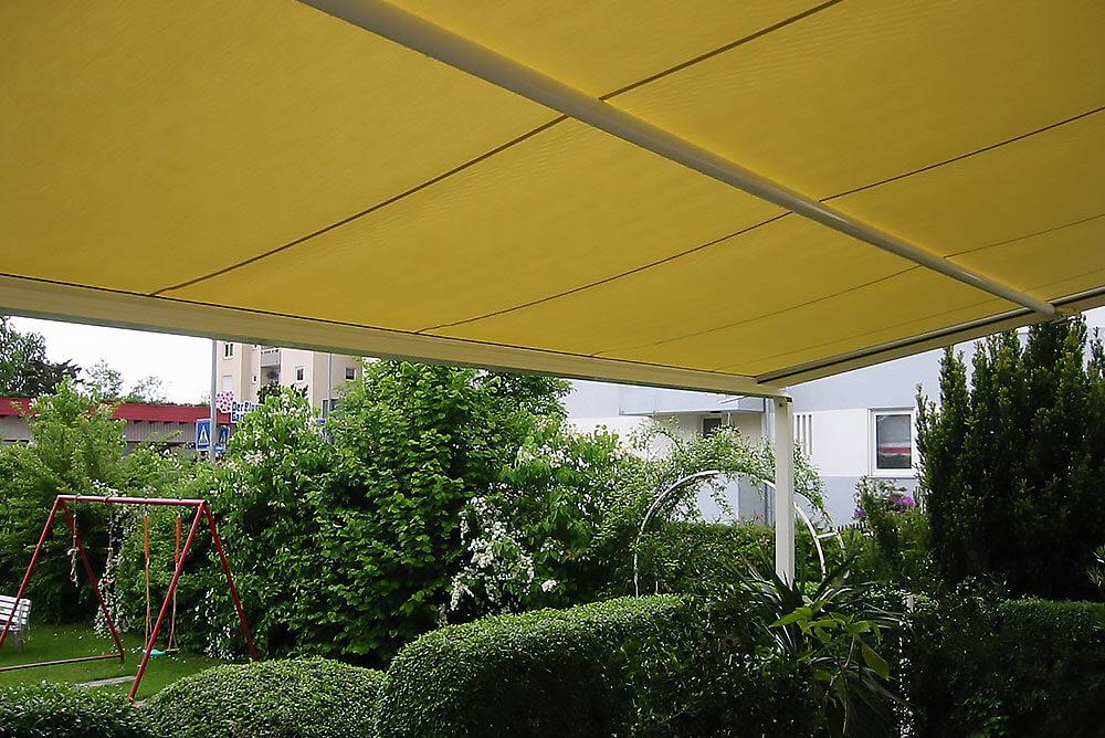 WGB 150 Pergola Terrasse