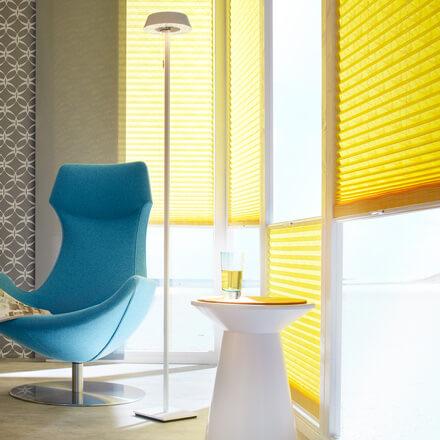 Hochwertige Sonnenschutz Plissees für Ihr Zuhause