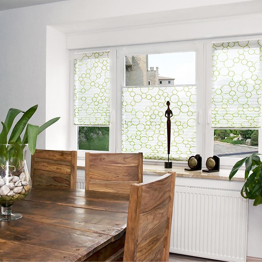 plissee ohne bohren klemmfix plissee einfache installation. Black Bedroom Furniture Sets. Home Design Ideas