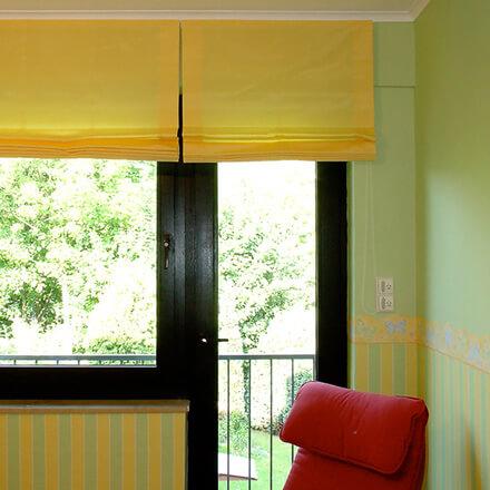 Bekannt Raffrollo für Balkontür, Terrassentür & Fenster mit 5 Jahren Garantie VH95