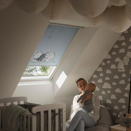 Velux Dachfenster Rollos – passgenaue Rollos für Ihre ...