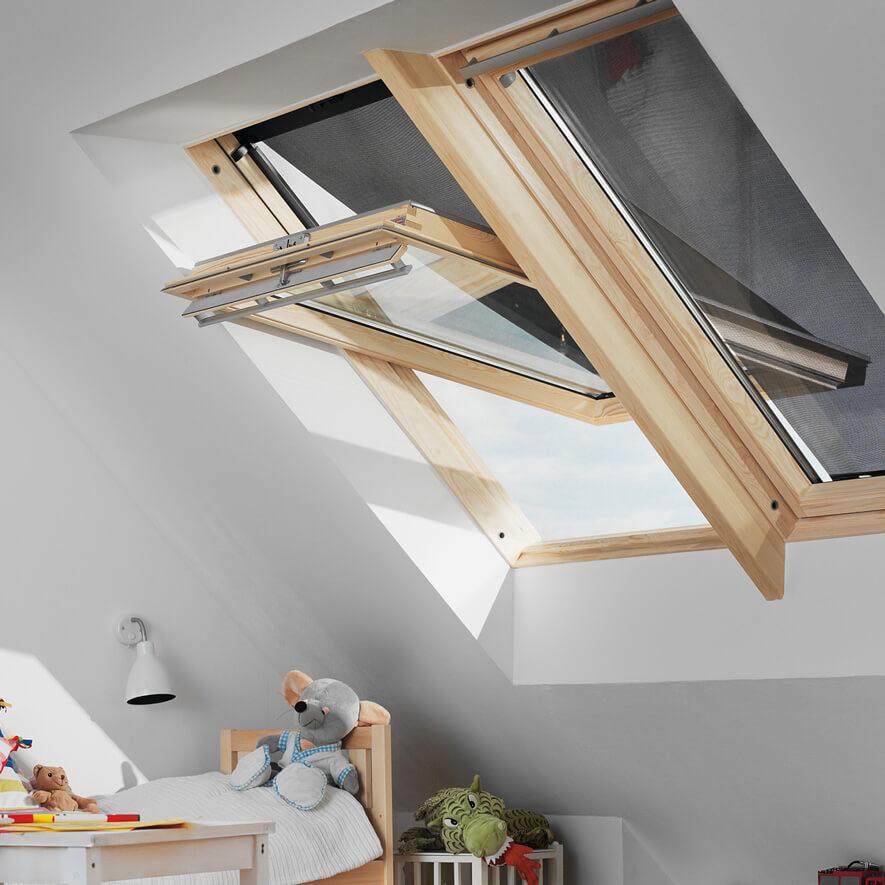 velux hitzeschutz markisen hitze sonnenschutz f r dachfenster. Black Bedroom Furniture Sets. Home Design Ideas