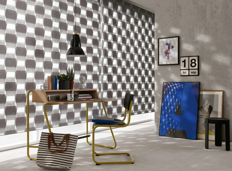 doppelrollos transparent oder blickdicht mit 5 jahren garantie. Black Bedroom Furniture Sets. Home Design Ideas