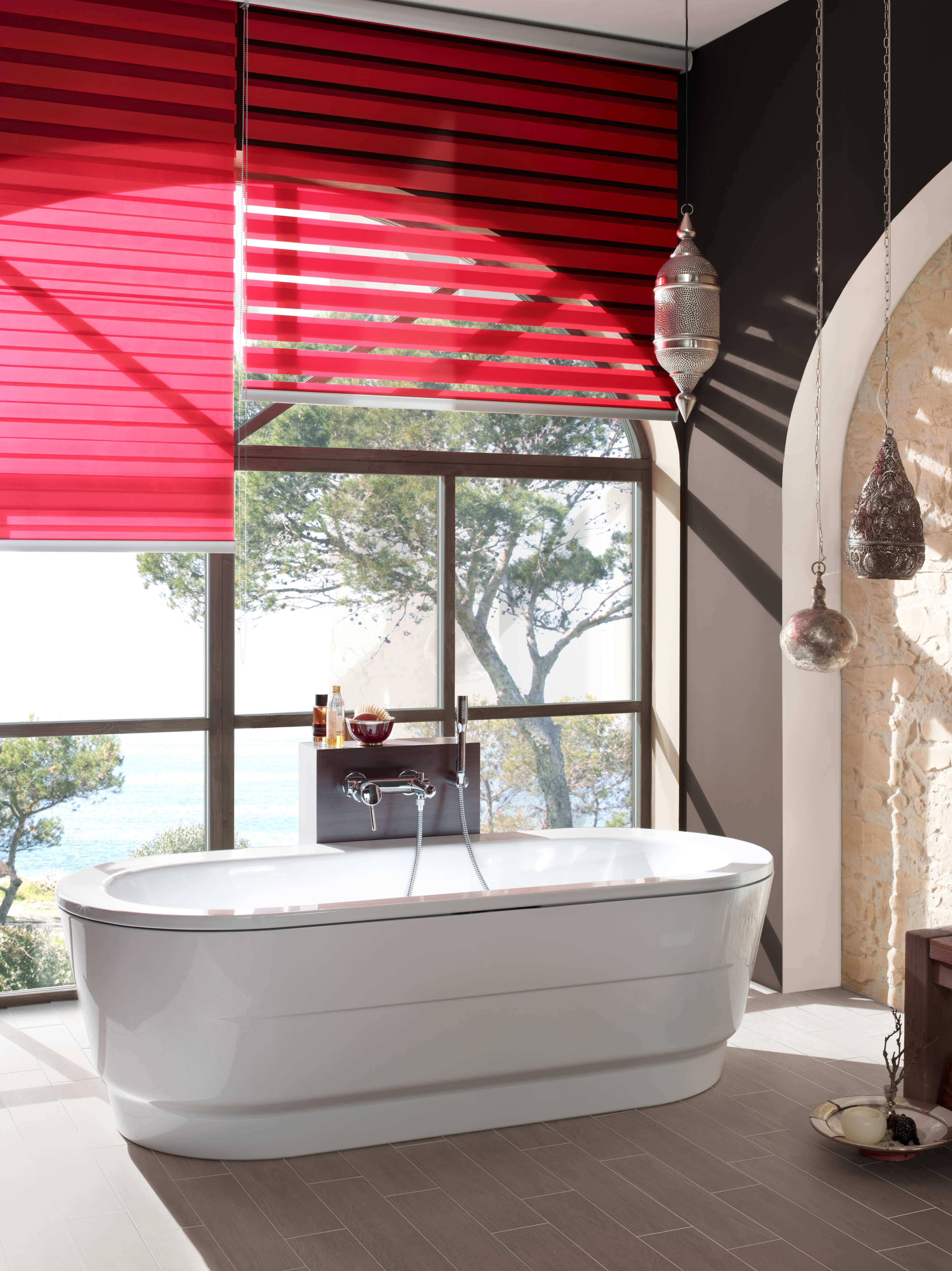doppelrollos transparent oder blickdicht mit 5 jahren. Black Bedroom Furniture Sets. Home Design Ideas